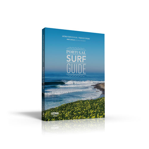 Portugal Surf Guide second edition