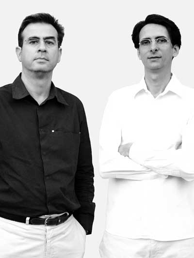 Samuel Torres Carvalho e Palmero Cabezas